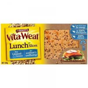 Arnott's Vita-weat Cracker Soy & Linseed