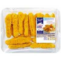 Steggles Crumbed Chicken Breast Fingers