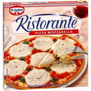 Dr Oetker Ristorante Pizza Mozzarella