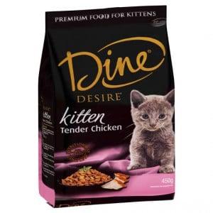 Dine Desire Kitten Food Tender Chicken