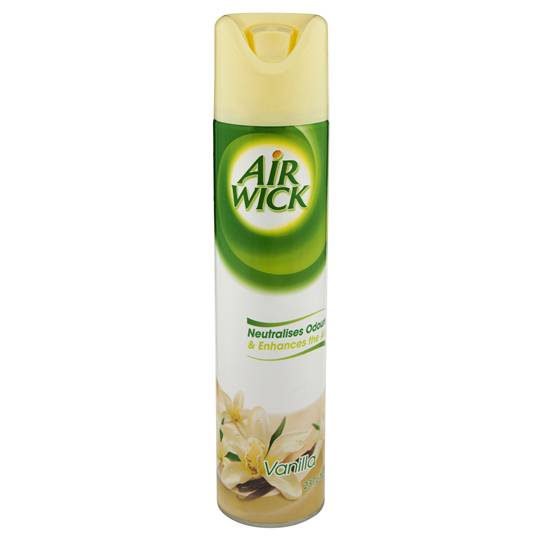 Air Wick Manual Spray Air Freshener Vanilla