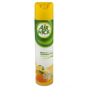 Air Wick Manual Spray Air Freshener Sparkling Citrus