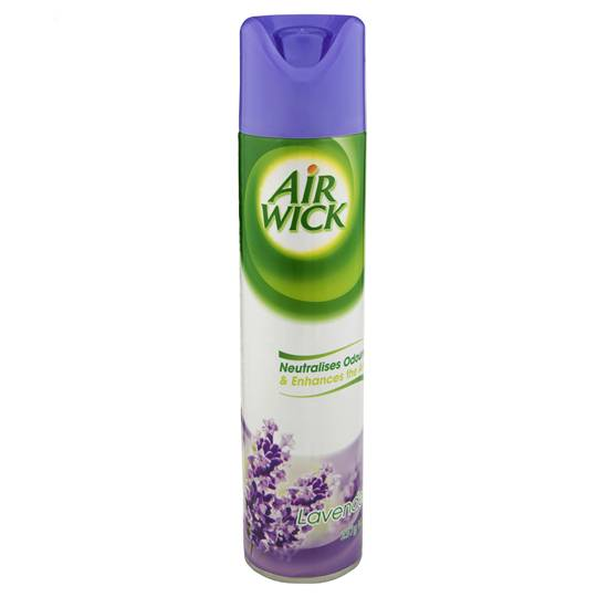 Air Wick Manual Spray Air Freshener Lavender