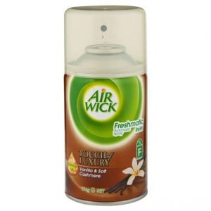 Air Wick Freshmatic Automatic Spray Vanilla Refill