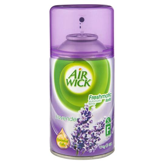 Air Wick Freshmatic Automatic Spray Lavender Refill