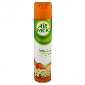Air Wick Manual Spray Air Freshener Frangipani Mango