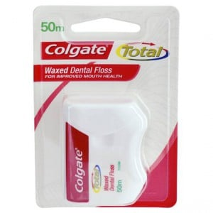 Colgate Dental Floss Ribbon Waxed