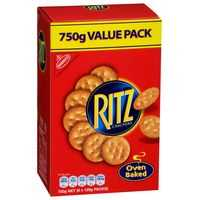 Nabisco Ritz Cracker Value Pack