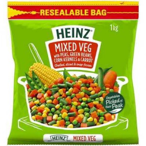 Heinz Mixed Vegetables