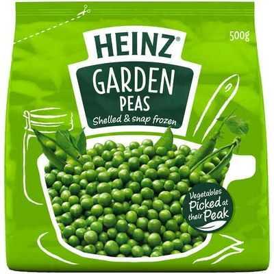 Heinz Peas Garden