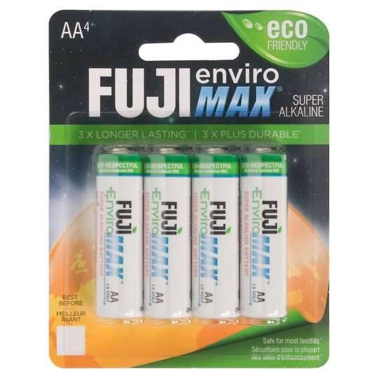 Fuji Super Alkaline Aa Batteries