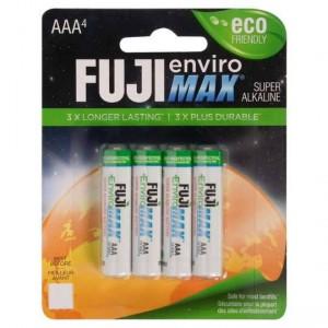 Fuji Super Alkaline Aaa Batteries