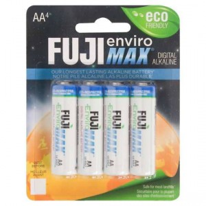 Fuji Digital Alkaline Aa Batteries