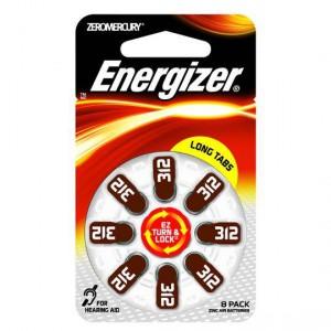Energizer Ha 312 Turn & Lock