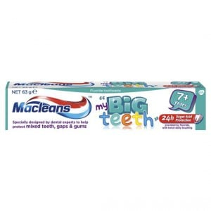 Macleans Toothpaste Big Teeth