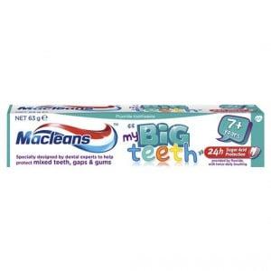 Macleans Toothpaste Big Teeth
