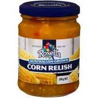 Rosella Corn Relish Australian Corn