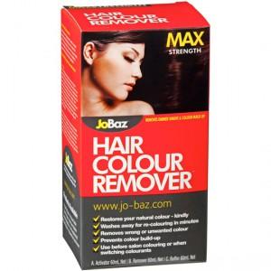 Jo Baz Hair Colour Remover Max