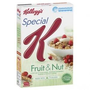 Kellogg's Fruit & Nut Special K