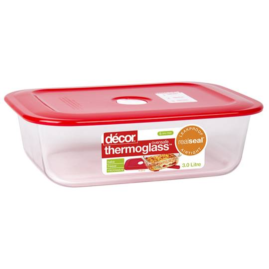 Decor Thermoglass Baking Dish Oblong