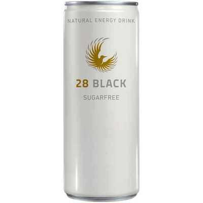 28 Black Sugar Free Energy Drink