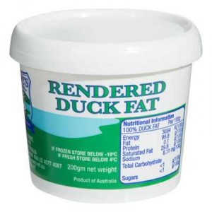 Pepes Rendered Duck Fat