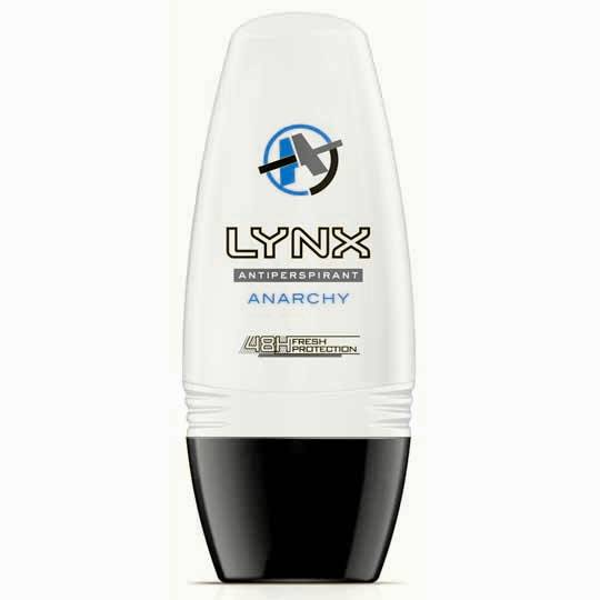 Lynx For Men Antiperspirant Deodorant Anarchy For Him Roll On