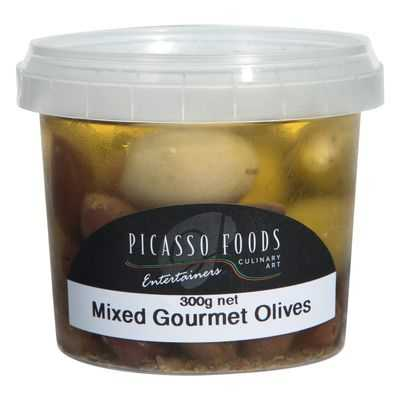 Picasso Foods Mixed Gourmet Olives