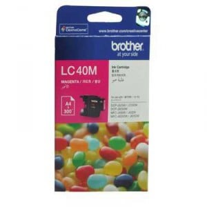 Brother Printer Ink Lc40m Magent