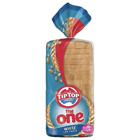 The One Tip Top Sandwich Bread White