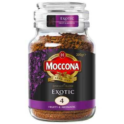 Moccona Exotic Blend Coffee