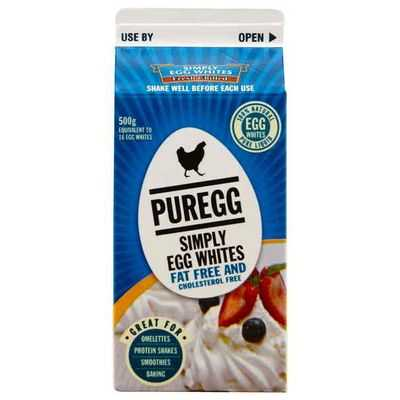 Puregg Simply Egg Whites