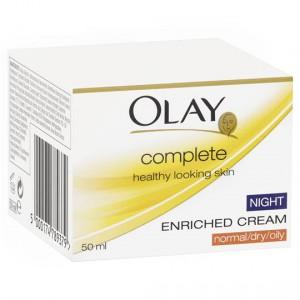 Olay Complete Care Night Cream