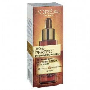 L'oreal Age Perfect Face Serum Intense Nutrition