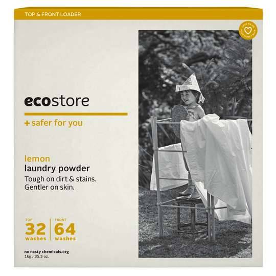 Ecostore Laundry Powder Combo Lemon