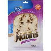 True Foods Bread Naan Traditional