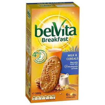 Belvita Milk & Cereal Breakfast Biscuits
