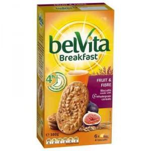 Belvita Fruit & Fibre Breakfast Biscuits