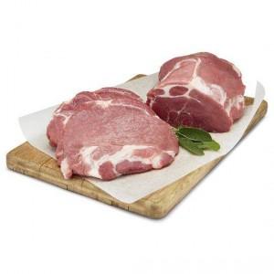 Pork Scotch Steak With Bbq Marinade