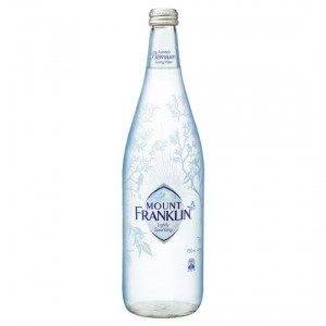 Mount Franklin Sparkling Water
