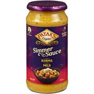 Pataks Simmer Sauce Korma
