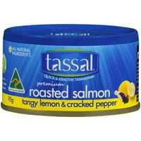 Tassal Salmon Lemon Pepper