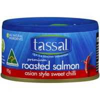 Tassal Salmon Sweet Chilli