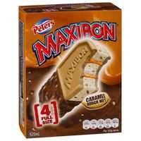 Peters Maxibon Ice Cream Caramel Rough Nut