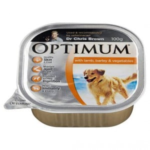 Optimum Adult Dog Food With Lamb Barley & Vegetables