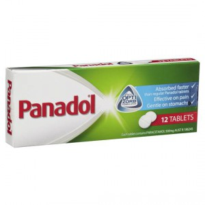 Panadol Tablets With Optizorb