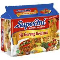 Supermi Noodles Mi Goreng Extra Fried Onion