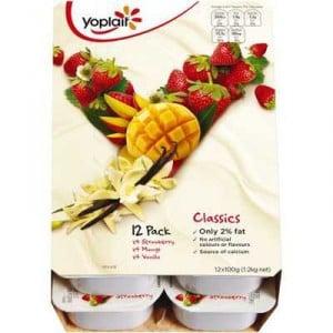 Yoplait Classics Yoghurt