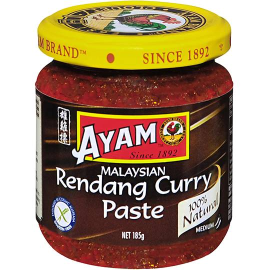 Ayam Malaysian Rendang Curry Paste