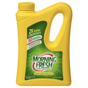 Morning Fresh Dishwashing Powder Super Concentrate